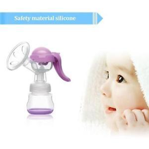 Breast milk pumps baby nipple suction nipple pump  Feeding Manual Breast pump PM