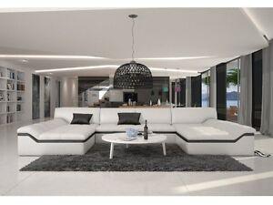 Wohnlandschaft Barari Weiss Innocent Sofa Wohnen Polster Lounge
