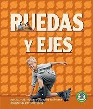 Ruedas y Ejes (Libros de Fisica Para Madrugadores) (Spanish Edition)-ExLibrary