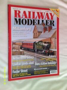 Railway Modeller January 2016
