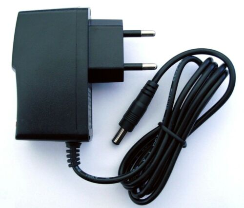 Adaptateur secteur 100-240V DC 9V 0,8A (800 mA) Power Supply adapter 5,5x2,1mm