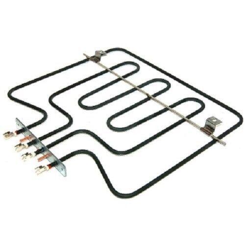 Resistenza per forno doppia 1200//1800W 230V adattabile Electrolux 3570337018-5