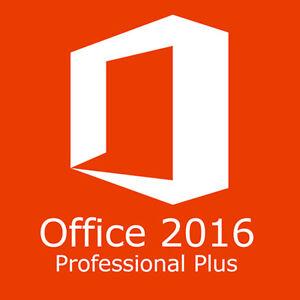 Buy MS Office Professional Plus 2016 64 bit
