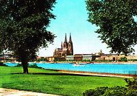Köln am Rhein , Dom , Ansichtskarte ,19?? gelaufen