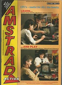 AMSTRAD-ACTION-ISSUE-32-MAY-1988-MAGAZINE