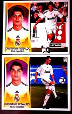 RONALDO ( ROOKIE ) ( VERSION 1 & 2 ) R.MADRID CF ED. ESTE 2010 PANINI