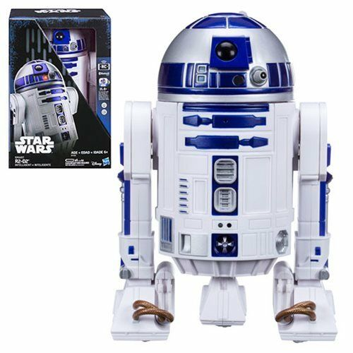 Hasbro Star Wars Blautooth App Enabled R2-D2 Smart Phone Toy Robot