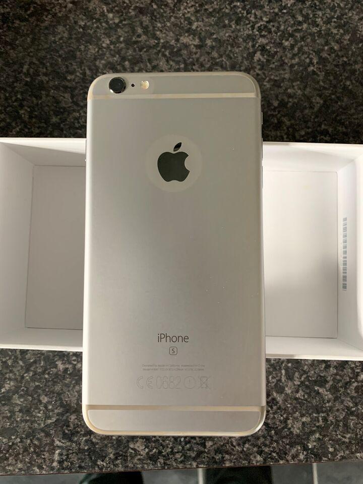 iPhone 6S Plus, 16 GB, aluminium