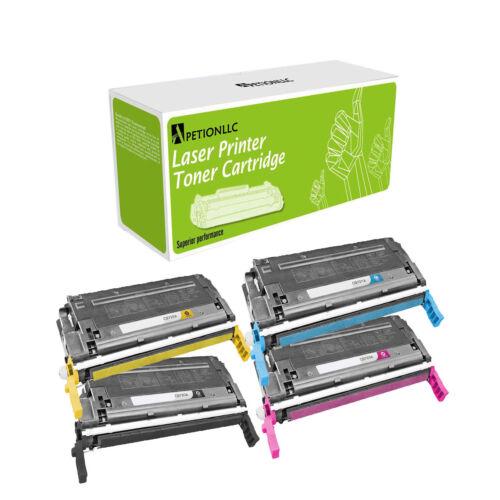 C9720A C9723A Remanufactured Toner Cartridge For HP Color LaserJet 4600 4600d