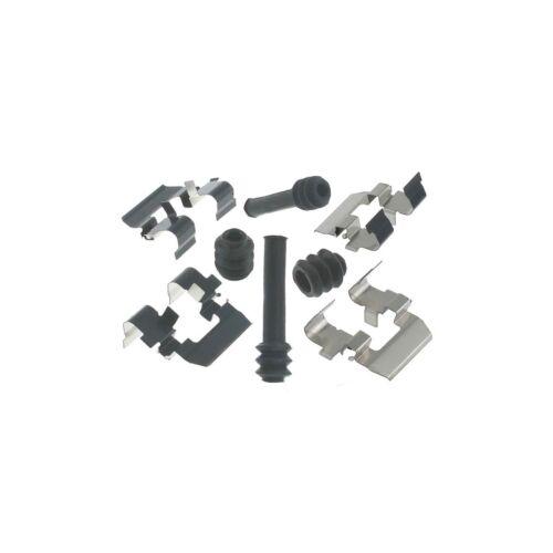 Front Carlson H5608Q Disc Brake Hardware Kit