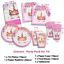 Rainbow-Unicorn-Balloons-Birthday-Party-Decorations-Princess-Girl-Foil-Numbers thumbnail 13