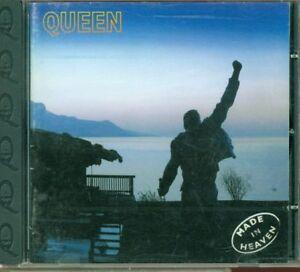 Queen-Made-In-Heaven-Serigrafato-Q-Holland-Press-Cd-Ottimo-Spedito-in-48-Ore