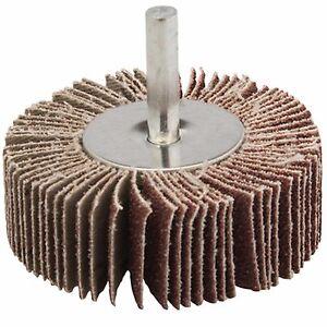 150*25mm Grit Flap Wheel Power Disc Sanding Head Accessory Grinder Angle Grinder