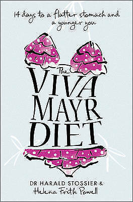 1 of 1 - The Viva Mayr Diet: 14 days to a flatter stomach and a younger you, By Dr Harald