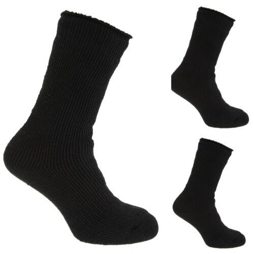 NEW MENS WARM WINTER THERMAL SOCKS 3PAIRS IN PACK.