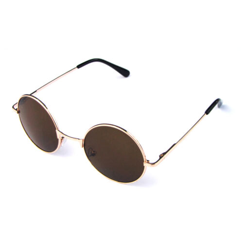 Girls Boys Kids Children Retro Round Hippie Sunglasses Outdoor Eyewear Glasses