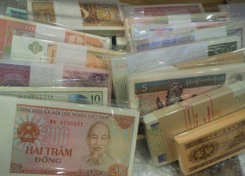 UNC From Bundle 17 Pcs Different Countries World Paper Money Set//Lot #20