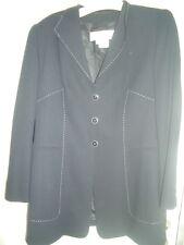 LUXUS Escada COUTURE Blazer JANKER MARITIMES Jacket 44/46 NP1180,-Golf Club gold