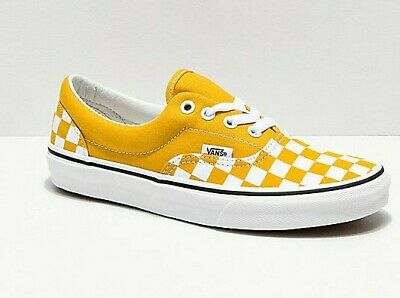 Vans Era Comfy Cush White Yellow