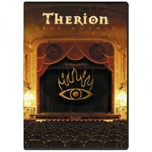 Therion-034-Live-Gothic-034-dvd-2-CD-Merce-Nuova