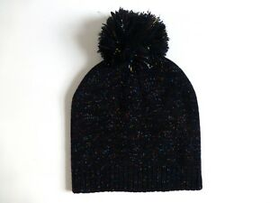 Girl s Winter Hat - Black sparkle or Pink- One Size - NEW  2edc21f3f67f