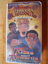 Focus on Family Adventures in Odyssey 6 Cassettes # 24 Risks and Rewards A