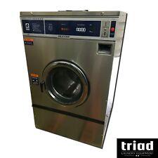 08 Dexter 55lb Coin Op Commercial Washer 1phase Speed Queen Huebsch Alliance