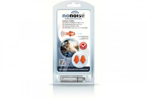 NoNoise Paraorecchi Set Moto Motorsport tappi per le orecchie