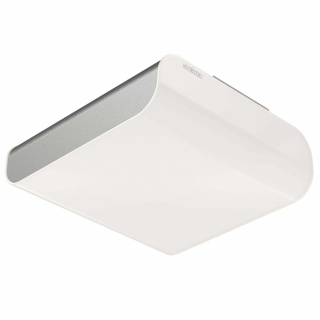 Steinel Lámpara de Techo Interior Plateada Detector Movimiento Plafón Hogar