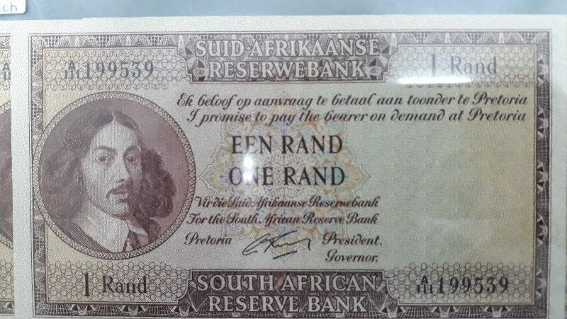 WE SELL OLD SA NOTES!!! | East London | Gumtree Classifieds