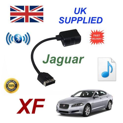 For Jaguar XF Bluetooth Music Streaming module iPod Touch Nano Classic Mini iPad