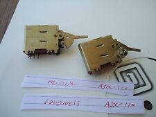 Pioneer SA-8800 Stereo Amplifier Parting Out Loudness/Muting Switch 1 Only