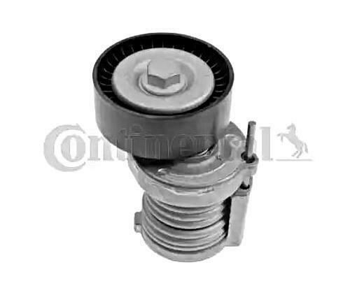 SEAT LEON 1M1 1.6 Aux Belt Tensioner 00 to 06 Drive V-Ribbed INA 032145299A New