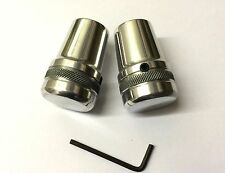 VESPA  STAND FEET POLISHED ALLOY PX125 PX200 T5 125 LML STAR P200E