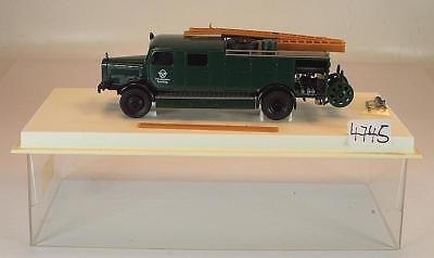 4423 Mercedes Benz L 4500 S Feuerschutzpolizei HH OVP #5834 Brekina 1//87 Nr
