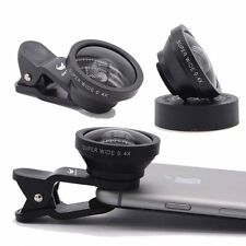 Universal Clip Super Wide 0.4X Mobile Camera Lens For Smart Phone, Tablet