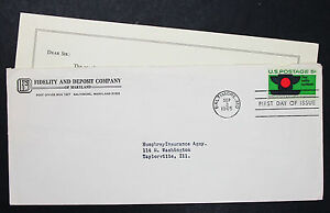 US-Adv-Cover-FDC-Baltimore-Traffic-Safety-Stamp-5c-USA-First-Day-Cover-H-7274