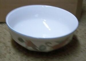 MIKASA-SILK-FLOWERS-ROUND-VEGETABLE-SERVING-BOWL