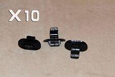 6-7 mm FIAT Cappuccio Cofano FRENO FRIZIONE pipe&cable Holder clip