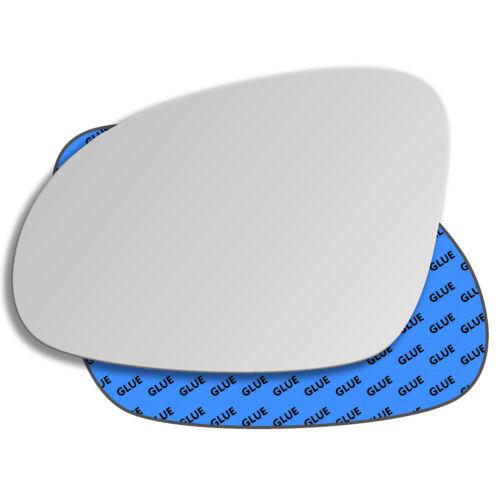 Links Fahrerseite Spiegelglas Außenspiegel für Volkswagen Eos 2006-2010