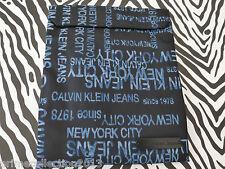 CALVIN KLEIN iPad Case CFE004 Blu/Navy Cover Tablet Sleeve Pouch Bag BNWT RRP£35