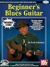 Beginner's Blues Guitar by Fred Sokolow (Mixed media product, 2000)
