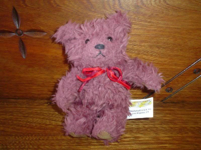 Kellytoy USA Original TedEBeans Bear Hand Crafted