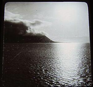 Glass-Magic-lantern-slide-NORTH-CAPE-C1900-NORWAY