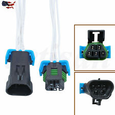 New Male And Female Sealed Headlight Assembly Harness For Gm Pontiac G6