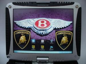 Bentley Lamborghini Bugatti Odis Diagnostics Programming Dealer