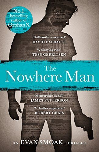 The Nowhere Man (An Orphan X Thriller) by Hurwitz, Gregg 0718181859 The Cheap