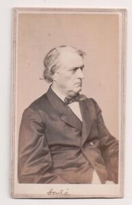 Vintage-CDV-Pierre-Soule-Franco-American-attorney-politician-amp-diplomat