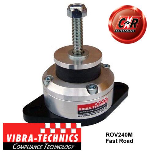 Rover ROVER 220 /& Coupe Turbo 92-95 vibra Technics Rh Motor Montaje Comp ROV240M