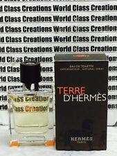 TERRE D' HERMES FOR MEN - 1.6 OZ/50 ML EDT SPRAY IN BOX